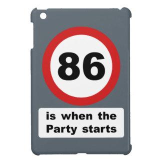 86 es cuando el fiesta comienza