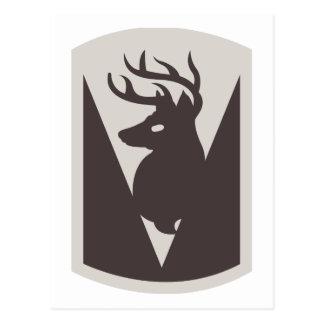 86.o Equipo de combate de la brigada de la Postales