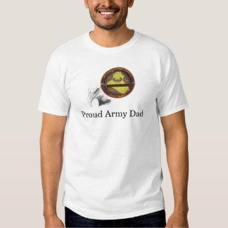 86.o Papá del ejército de CSH Playera