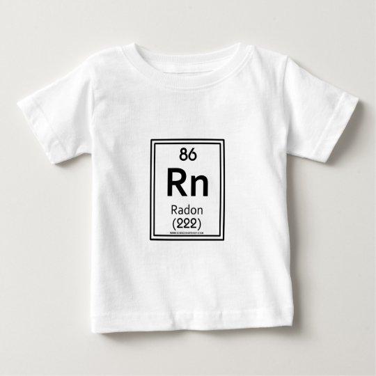 86 Radon Baby T-Shirt