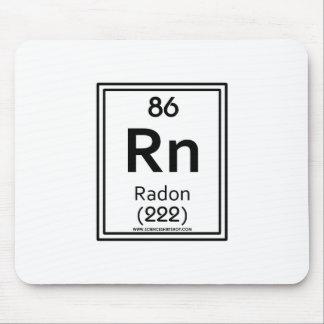 86 Radon Mouse Pad