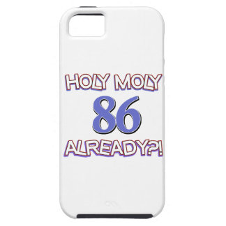 86 years design iPhone SE/5/5s case