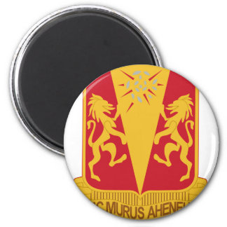 86th Field Artillery Regiment Military Magnets