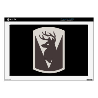 "86th Infantry Brigade Combat Team (BCT) 17"" Laptop Skin"