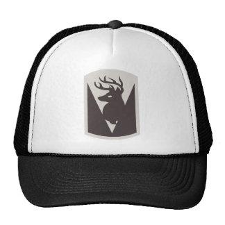 86th Infantry Brigade Combat Team BCT Mesh Hats