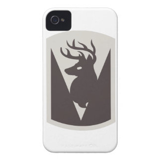 86th Infantry Brigade Combat Team (BCT) iPhone 4 Case-Mate Case
