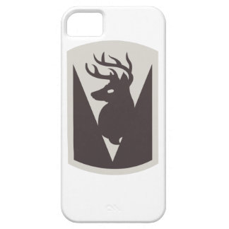 86th Infantry Brigade Combat Team (BCT) iPhone SE/5/5s Case