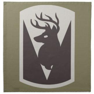 86th Infantry Brigade Combat Team (BCT) Napkin