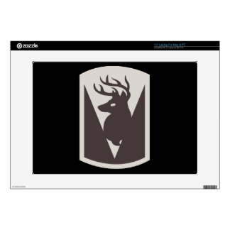 "86th Infantry Brigade Combat Team (BCT) Skins For 15"" Laptops"