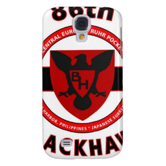 "86TH INFANTRY DIVISION ""BLACKHAWK"" DIVISION GALAXY S4 CASES"