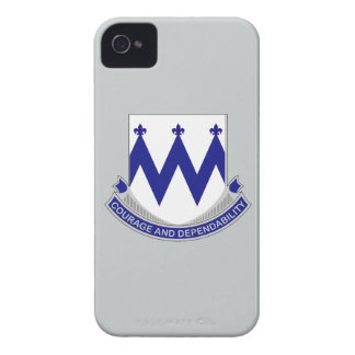 86th Infantry Regiment - Courage and Dependability Case-Mate iPhone 4 Case