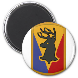 86th INFANTRY REGIMENT PATCH Fridge Magnets