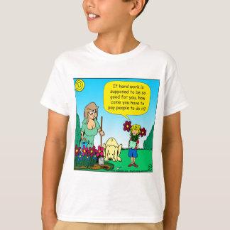 871 hard work is good for you cartoon T-Shirt