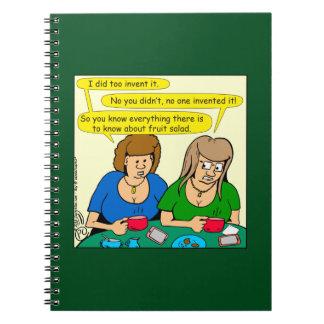 873 quién inventó el dibujo animado de la ensalada libro de apuntes