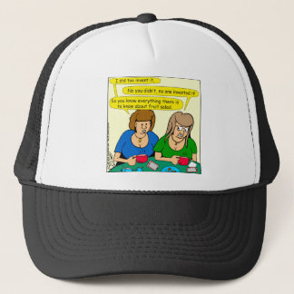 873 Who invented fruit salad cartoon Trucker Hat