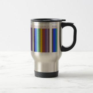 8774-coloured-pencils-2-vector RAINBOW COLORFUL PE 15 Oz Stainless Steel Travel Mug
