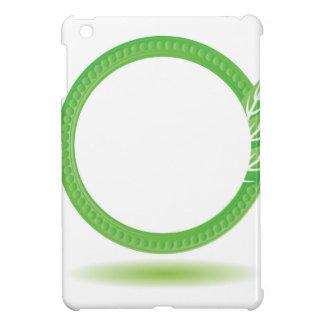 87Greewn Label_rasterized iPad Mini Case