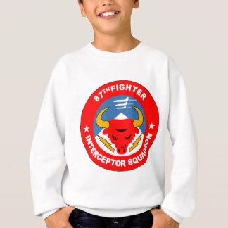 87th Fighter Interceptor Squadron Sweatshirt