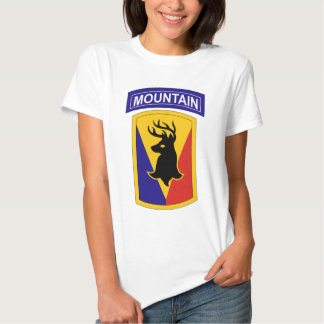 87th Infantry Brigade Combat Team (BCT) - Mountain T Shirt