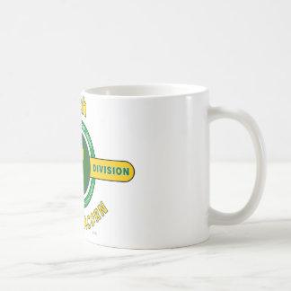 "87TH INFANTRY DIVISION ""GOLDEN ACORN"" COFFEE MUG"