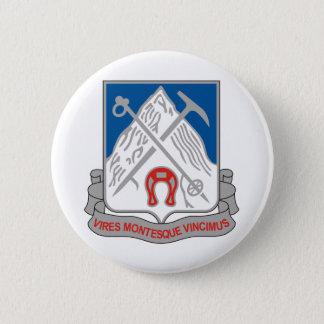 87th Infantry Regiment Button