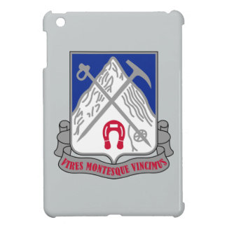 87th Infantry Regiment iPad Mini Cases