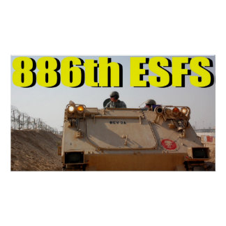 886th ESFS Poster