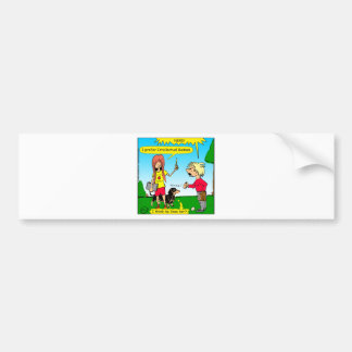 887 nerd wins argument cartoon bumper sticker