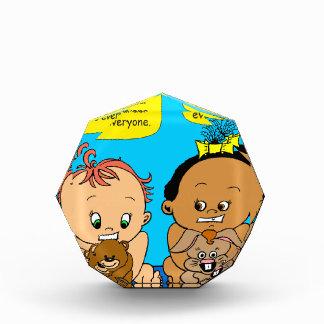 888 As I get older baby cartoon Acrylic Award