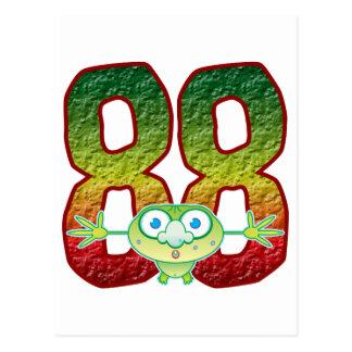88 Age Ghoul Postcard