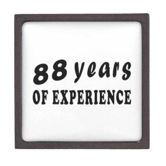 88 años de experiencia cajas de joyas de calidad