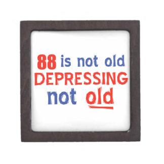 88 años no son viejos caja de regalo de calidad