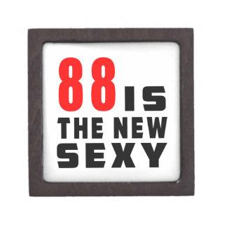 88 diseños del cumpleaños caja de joyas de calidad