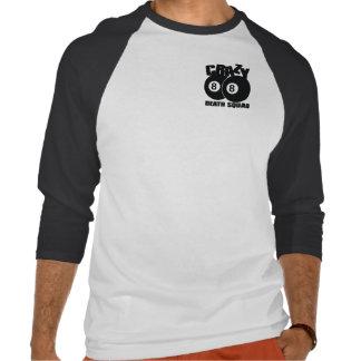 88 escuadrón de la muerte loco 4 camiseta