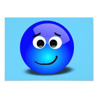 88-Free-3D-Apprehensive-Smiley-Face-Clipart-Illust Card
