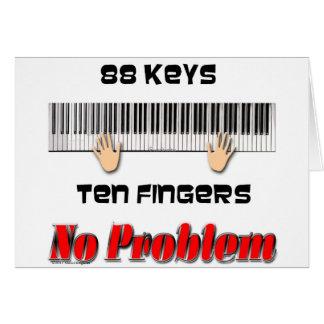 88 Keys Card