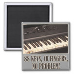 88 Keys Magnets