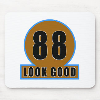 88 Look Good Birthday Designs Mouse Pad