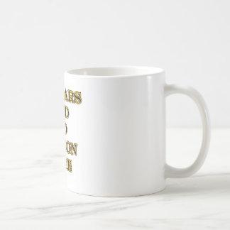 88 ninguna hora de prisión taza de café