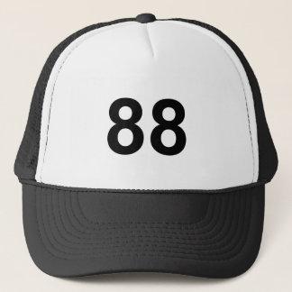 88 - number eighty-eight trucker hat