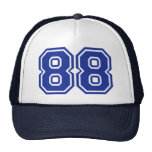 88 - number trucker hat