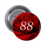 88.o Cumpleaños Pin