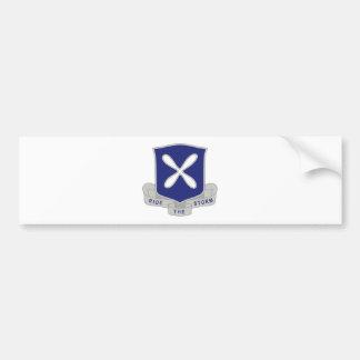 88.o Infantería del planeador Pegatina Para Auto