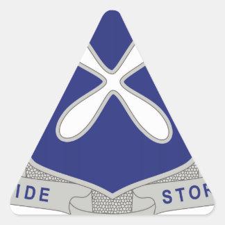 88.o Infantería del planeador Pegatina Triangular