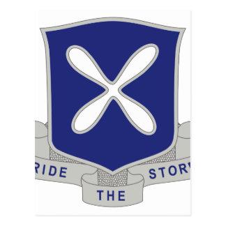 88.o Infantería del planeador Tarjeta Postal