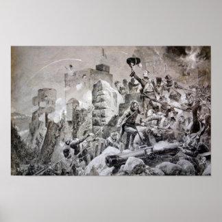 88.o Regimiento en Badajoz Impresiones