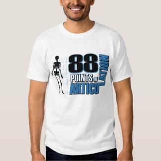 """""""88 puntos camiseta de la articulación"""" camisas"""