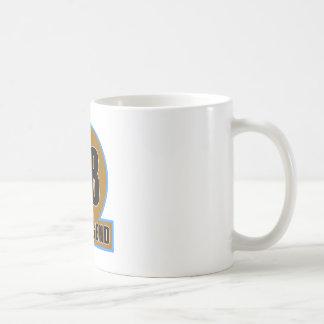 88 The Legend Birthday Designs Classic White Coffee Mug
