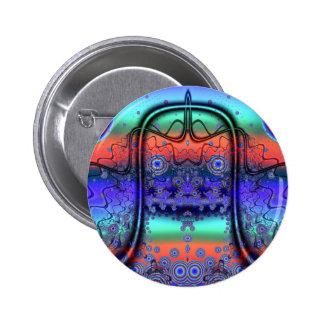 88 u alien 2 inch round button