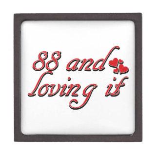 88 y amor de lo